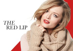 Fall 2013: The Red Lip-Lipstick, Gloss & Stain
