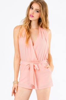 AT THE HALTER ROMPER 39