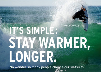 It's Simple - Stay Warmer, Longer