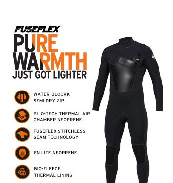 Fuseflex - Pure warmth just got lighter