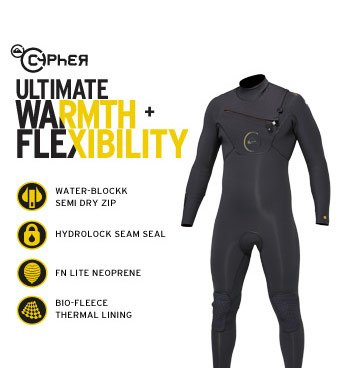 Cypher - Ultimate Warmth + Flexibility