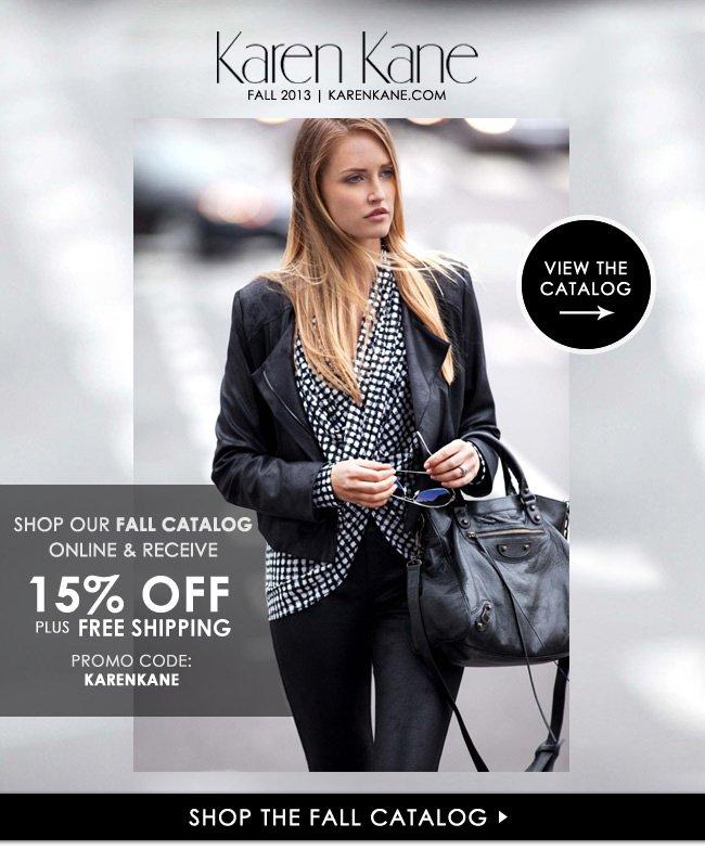 Fall 2013 Catalog - Shop Now