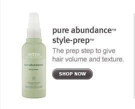 pure abundance style prep.