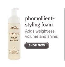phomollient styling foam.