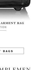 Travel Suits You - Shop Garment Bags