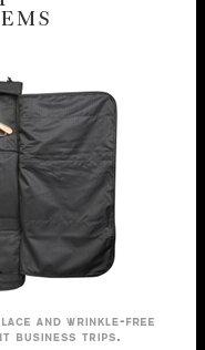 Shop Tri-fold Carry-on Garment Bag