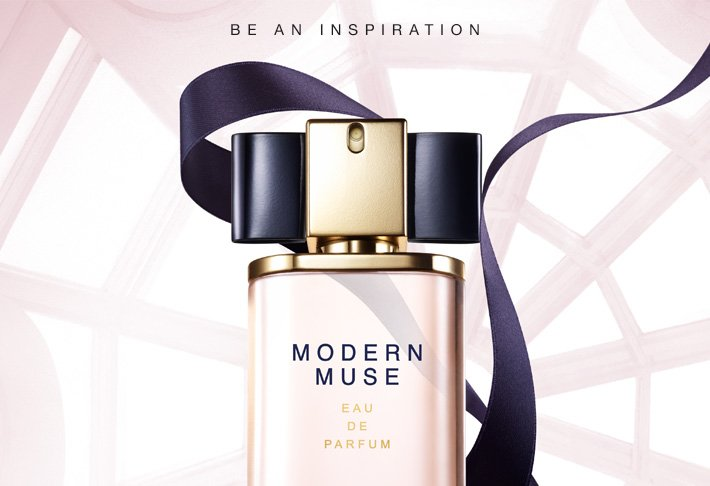 BE AN INSPIRATION  MODERN  MUSE