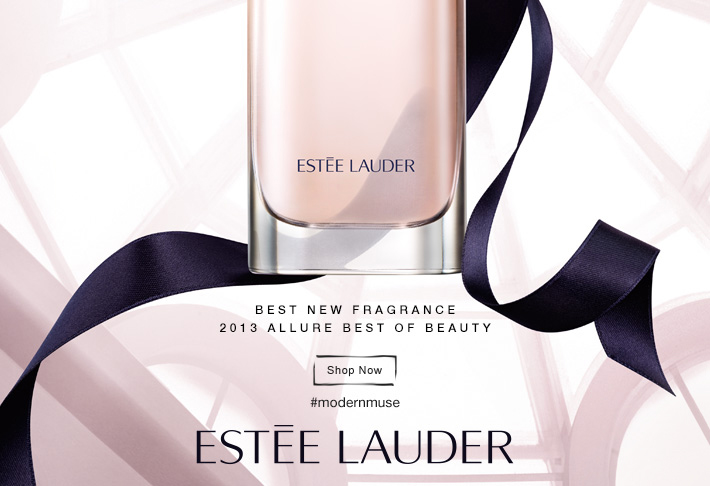 BEST NEW FRAGRANCE 2013 Allure Best of Beauty  Shop Now »  #modernmuse Estée Lauder