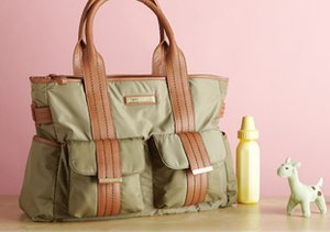 $25 & Up: Classic Diaper Bags & Totes