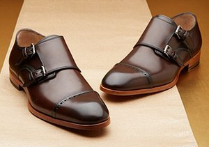 Dress Sharp: The Monk Strap