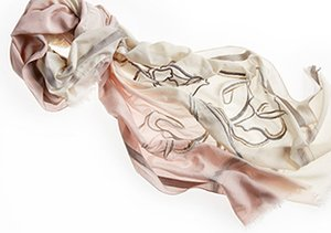 Scarves by Luisa Brini, gorjana & More