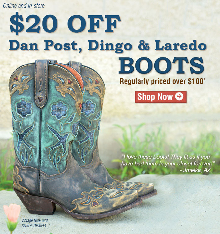 Shop Dan Post Boots