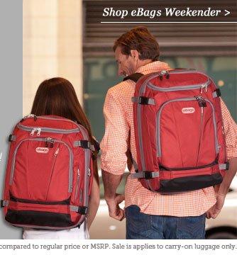 Shop eBags Weekender