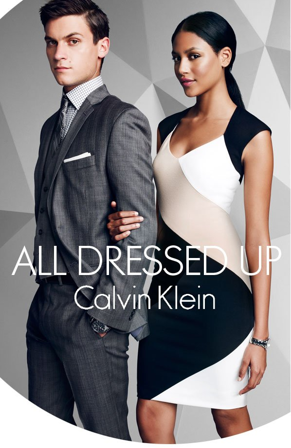 ALL DRESSED UP - Calvin Klein