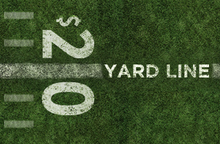 $20 Yard Line