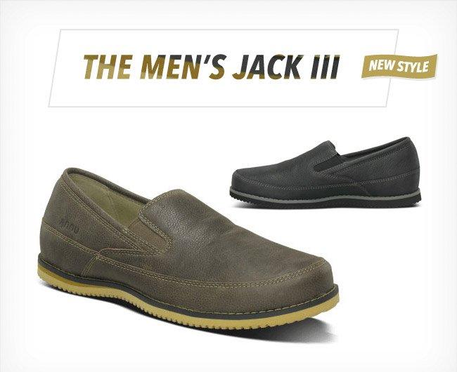 THE MEN'S JACK III - NEW STYLE