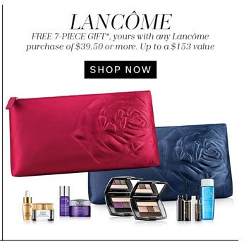 Lancôme. Shop Now.