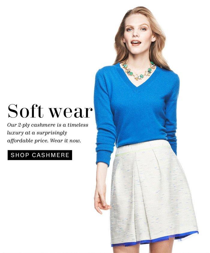 Shop Cashmere