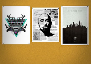 Shop Go Wall Out: Posters, Mounts & More
