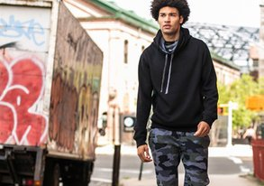 Shop Pair NOW: Joggers & Funnel Hoodies