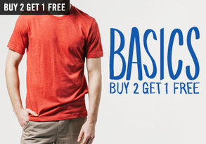 Shop Basics Blowout: ALL $20 & Under