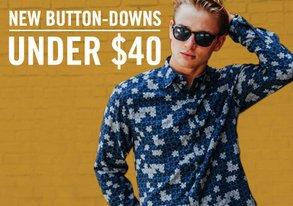 Shop New Button-Downs Under $40