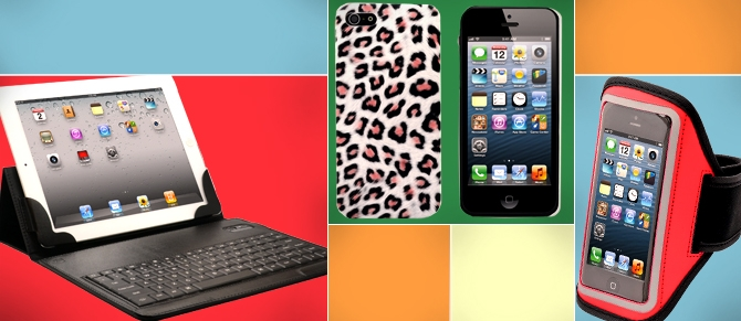 Tablet & iPhone Accessories Starting at $10
