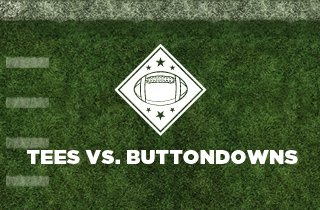 Tees VS. Buttondowns