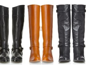 Coveted Boots: Knee-High Styles