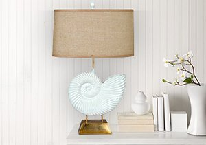 Seaside Style: Table Lamps