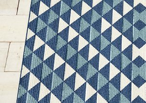 Stepping Out: Outdoor Graphic Rugs
