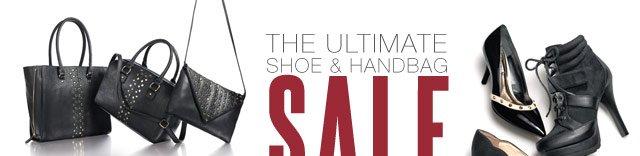 The Ultimate Shoe & Handbag SaleEnds September 22.
