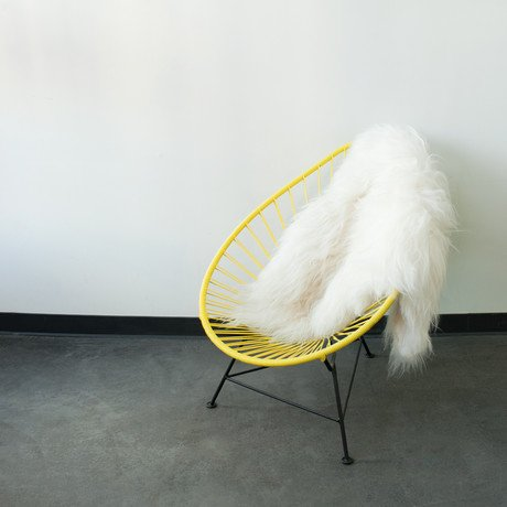 Icelandic Sheepskin // White