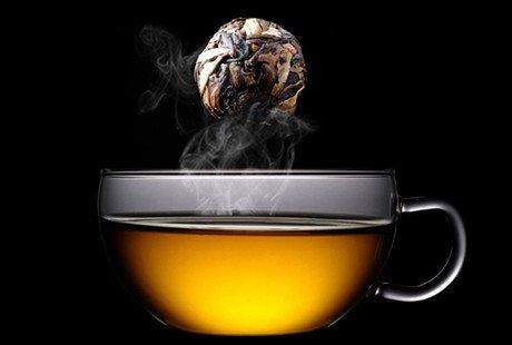 Puzhen Tea