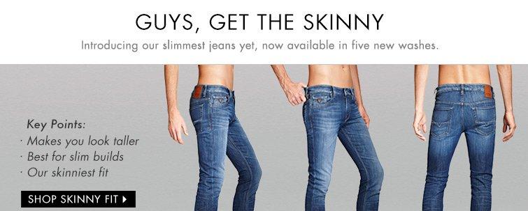 Shop Men's Skinny Fit