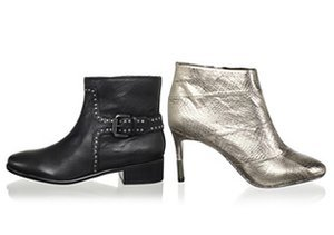 Coveted Boots: Ankle Styles