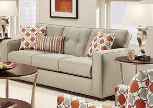 Armen Living Everyday Upholstery