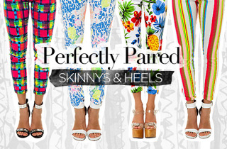 Ft. Skinny & Heels