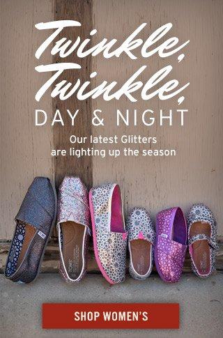 Shop Women's Glitters