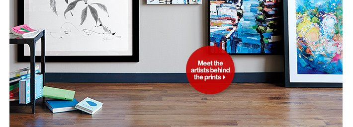 Meet the artists behind the prints