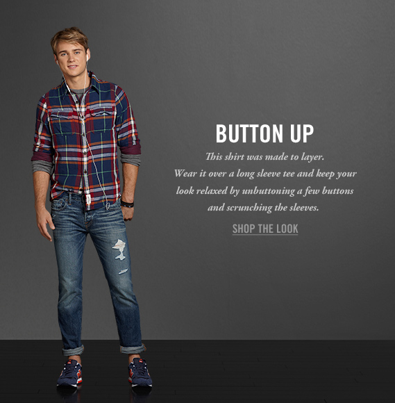 BUTTON UP SHOP THE LOOK