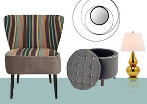 '60s Style: Furniture, Rugs & More