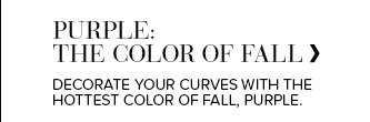 Purple: The Color of Fall