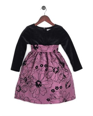 Joe-Ella Floral Girl's Dress