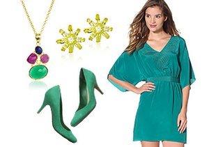Ladylike Flair: Dresses, Coats & Accessories