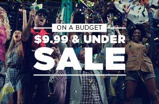 $9.99 & Under Sale