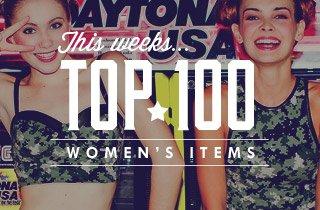 This Weeks Top 100 Women's