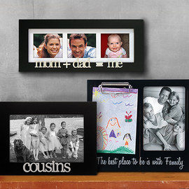 Picture Perfect: Photo Frames