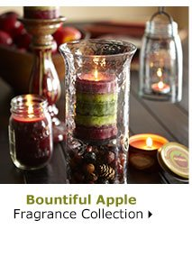 Bountiful Apple Fragrance Collection