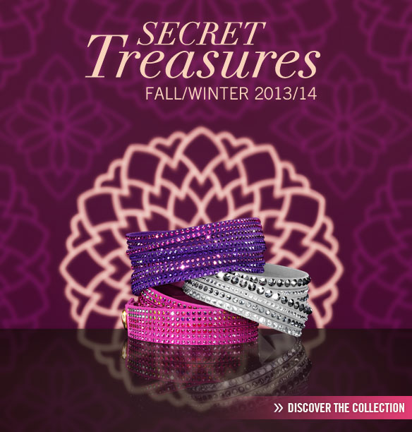 Discover the collection SECRET TREASURES Fall Winter 2013 14